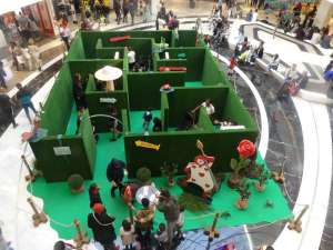 Labyrinthe des enfants