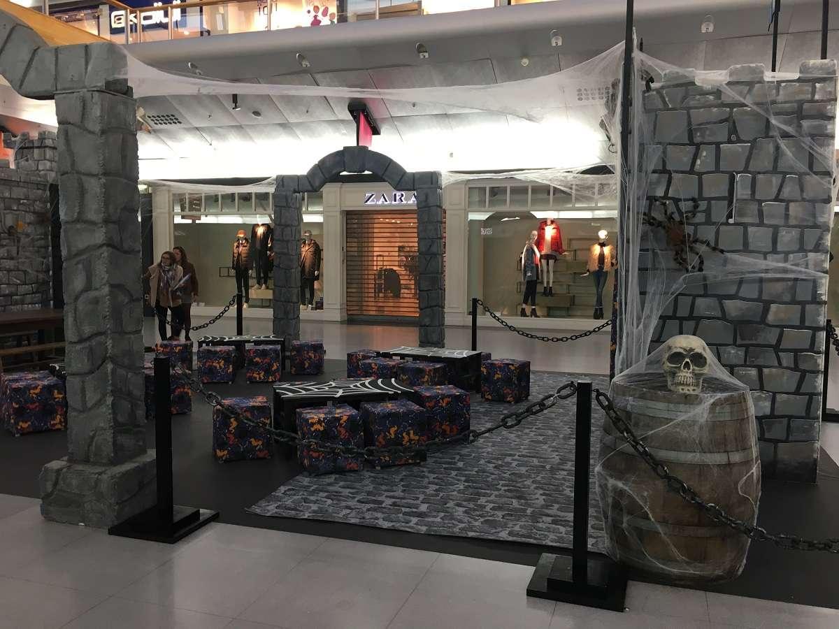 D coration ev nementielle halloween location d cor for Decoration evenementielle
