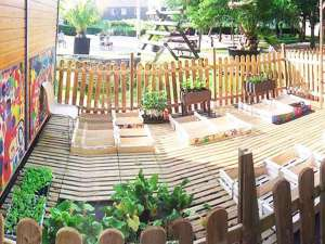 Jardin collaboratif