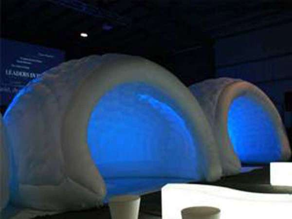 Igloo Gonflable mini