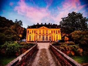 Château et ses jardins