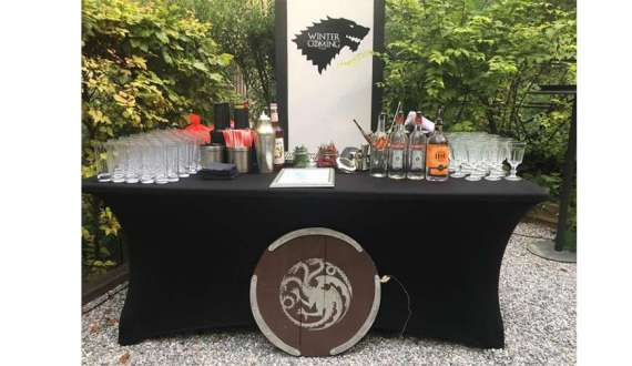 Cocktail Game Of thrones