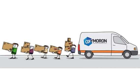 Oxymoron déménage