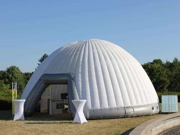 Dôme Gonflable 10m