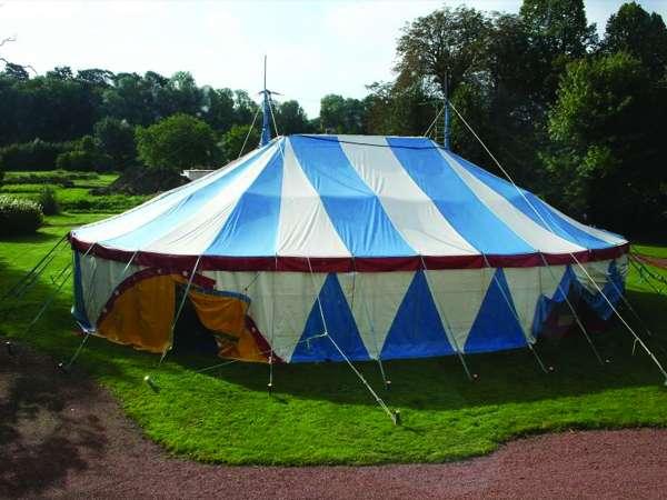 Chapiteau cirque