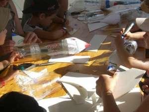 Ateliers construction de maquettes astronomiques